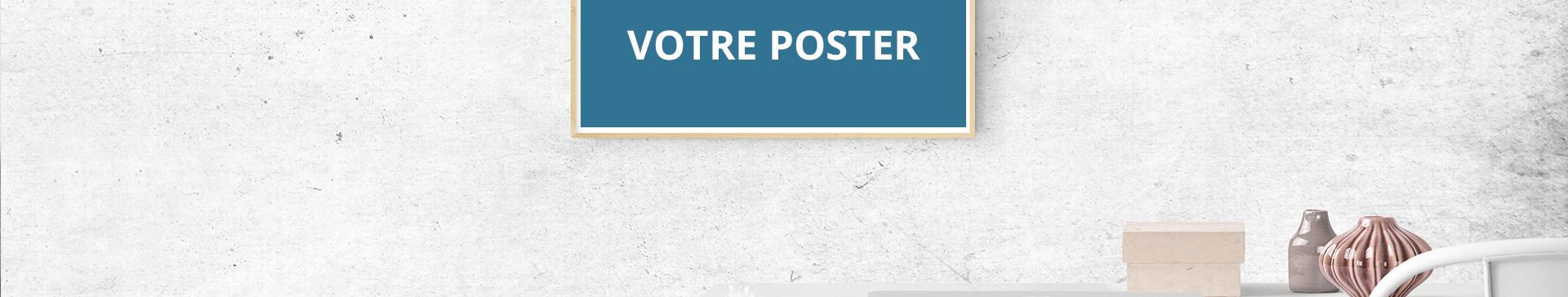 impression poster affiche