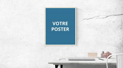 document grand format impression poster
